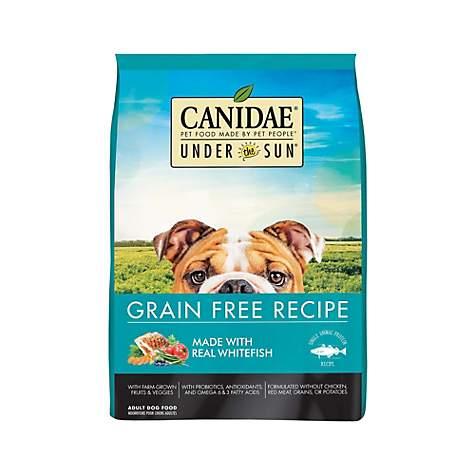 Canidae Grain Free Dog Food Petco