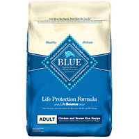 Blue Buffalo Blue Life Protection Formula Adult Chicken & Brown Rice Recipe Dry Dog Food