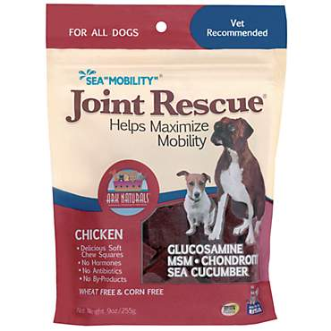 Ark Naturals Sea Mobility Joint Rescue Chicken Jerky