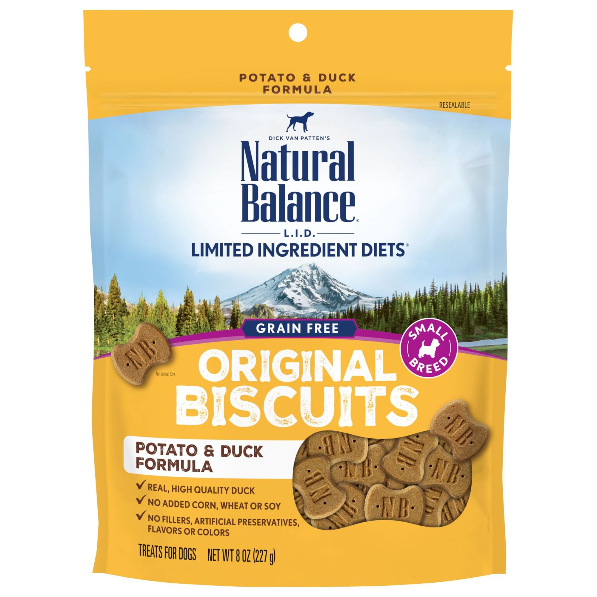 Natural Balance L I D Limited Ingredient Diets Grain Free Potato