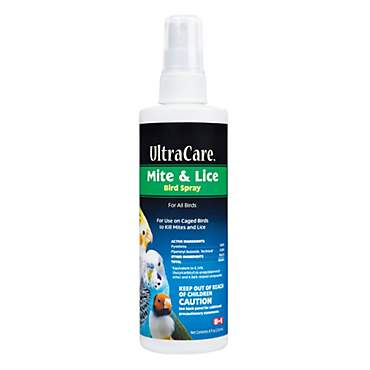 8 in 1 Ultra Care Mite & Lice Bird Spray