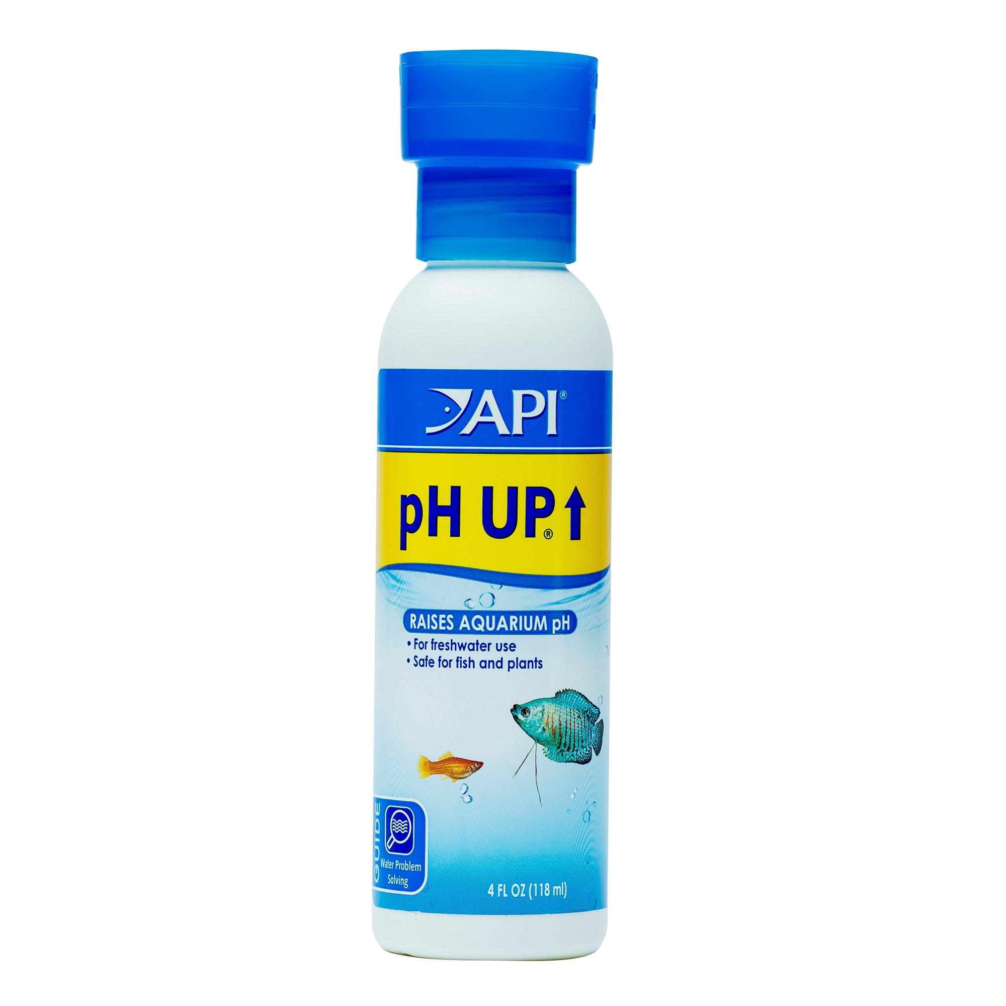 Api ph up freshwater aquarium water ph raising solution for How to raise ph in fish tank
