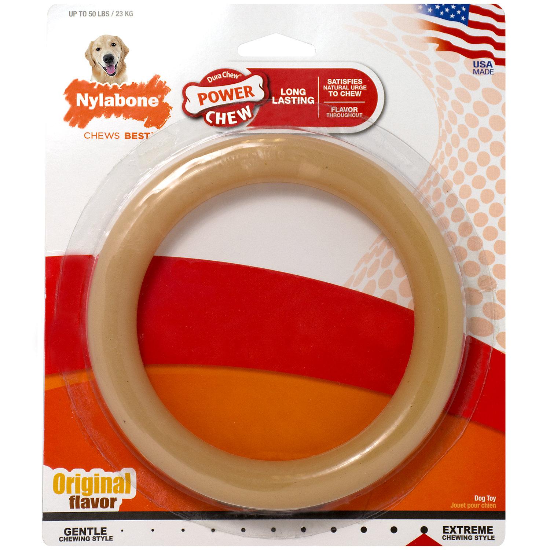 by Nylabone Products No N-204P//N-204 Dura Chew Ring Original