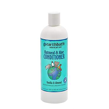 Earthbath Oatmeal & Aloe Natural Pet Conditioner