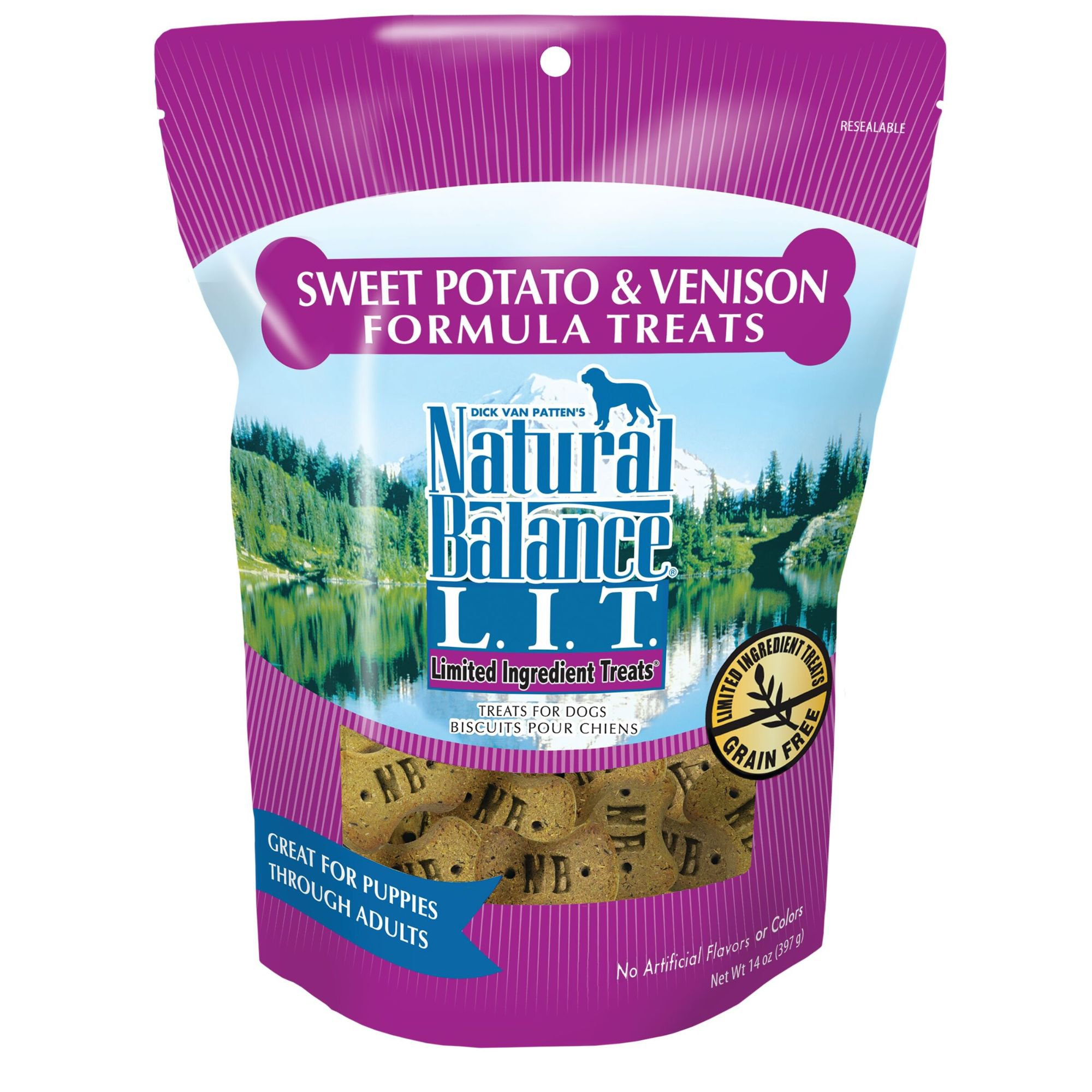 Natural Balance L I T Limited Ingredient Treats Sweet