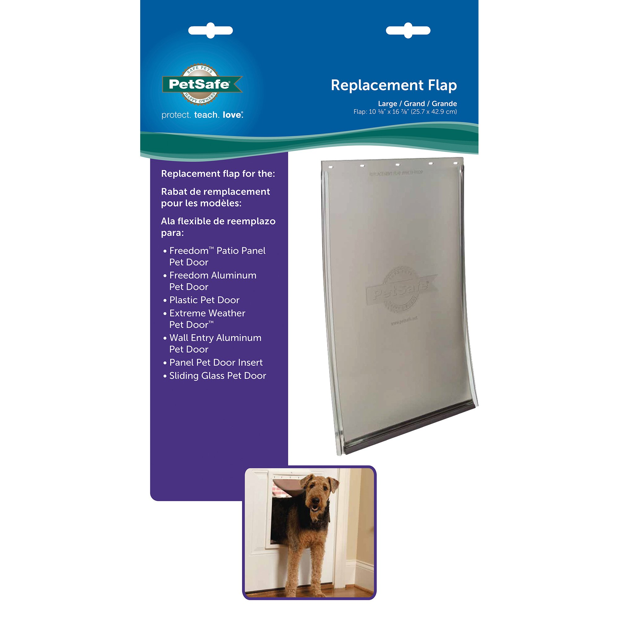 PetSafe-Replacement-Flap-for-Freedom-Doors thumbnail 4