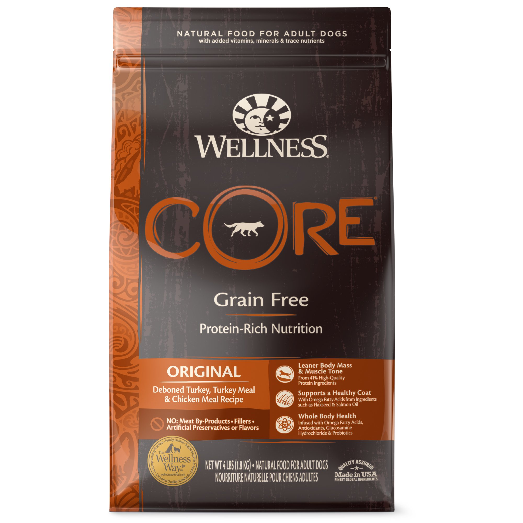 Wellness Core Dog Food Petco