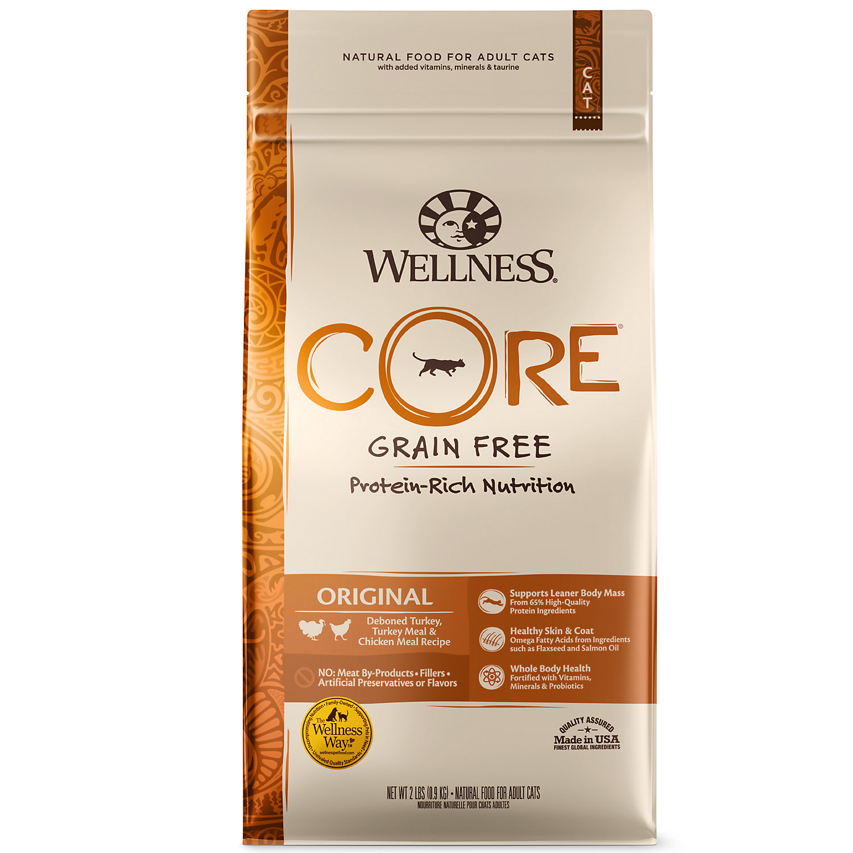 Wellness Core Original Formula Dry Cat Food
