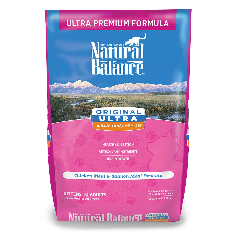 Natural Balance Original Ultra Whole Body Health