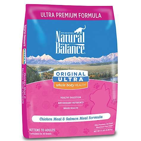 Natural balance cat food coupons 2019
