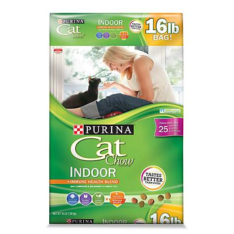 Purina Cat Chow Indoor Adult Dry Cat Food