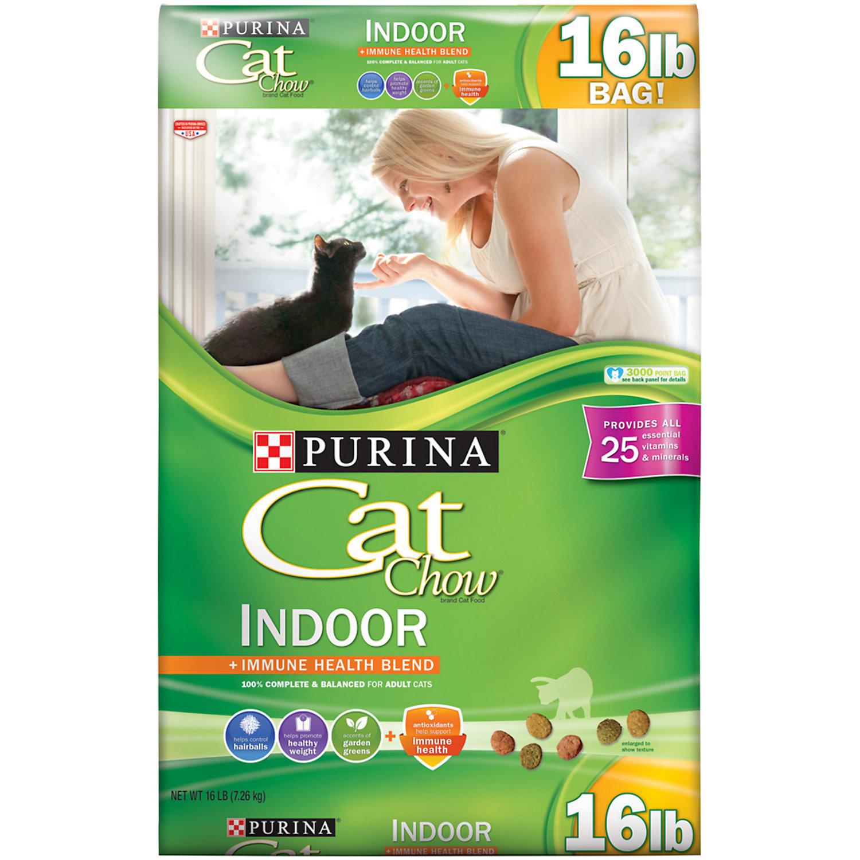 Purina Indoor Cat Food  Lbs