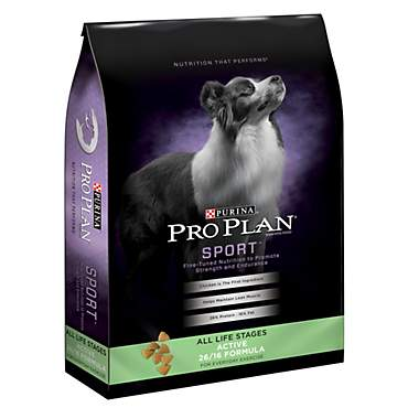 Purina Pro Plan Sport Active 26/16 Formula Dry Dog Food