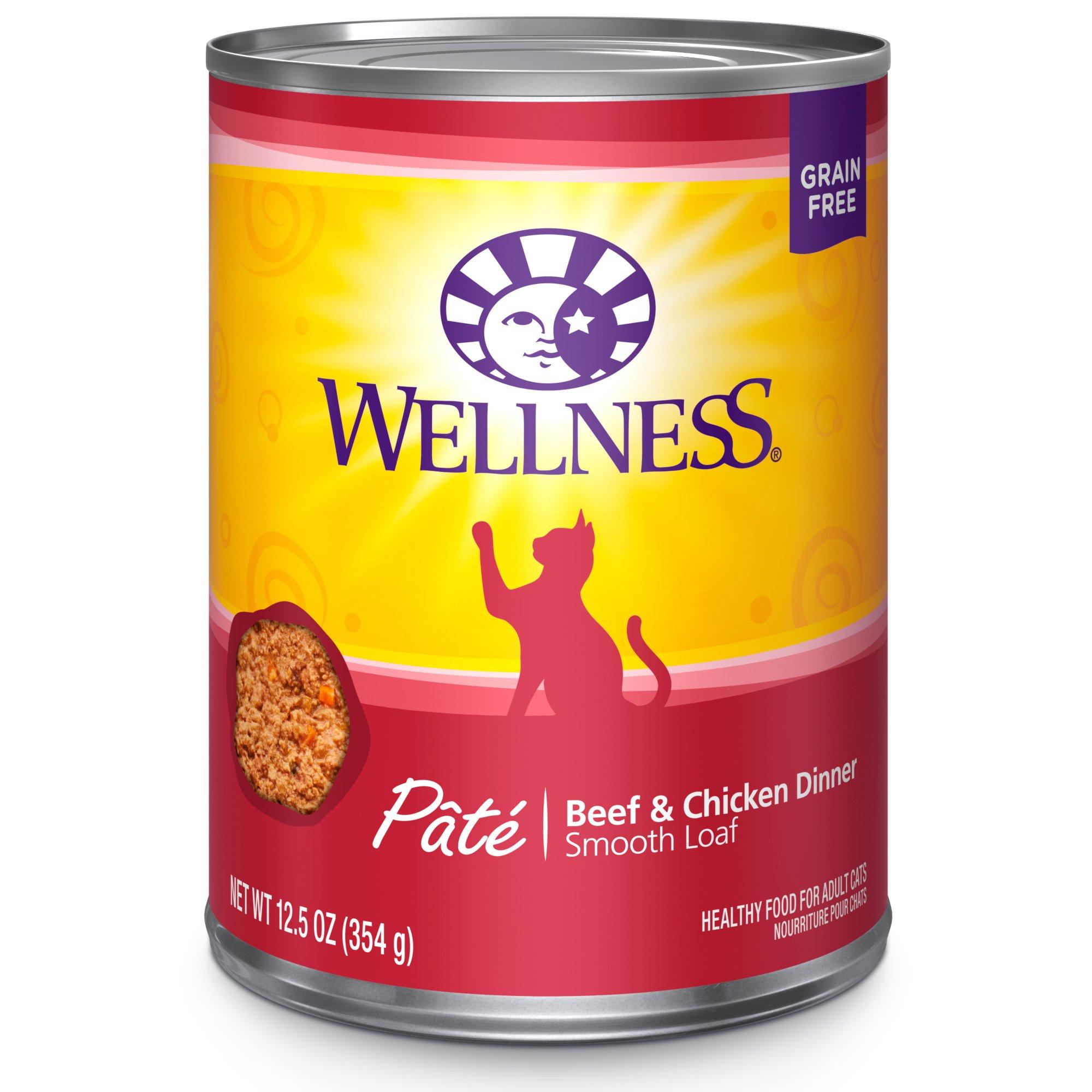 Wellness Complete Health Natural Grain Freebeef Amp Chicken