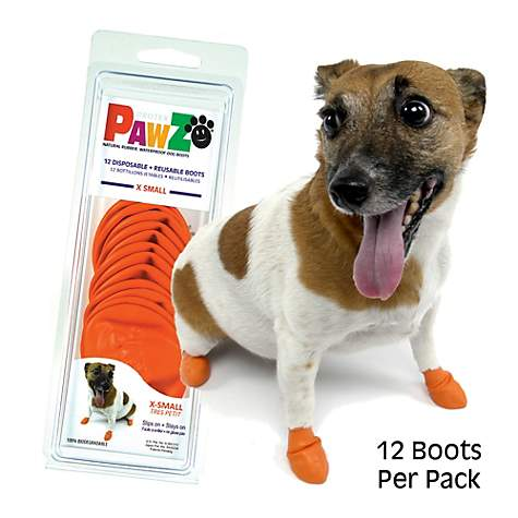 PAWZ Dog Boots - Waterproof Dog Boots - petco.com c8c501728295