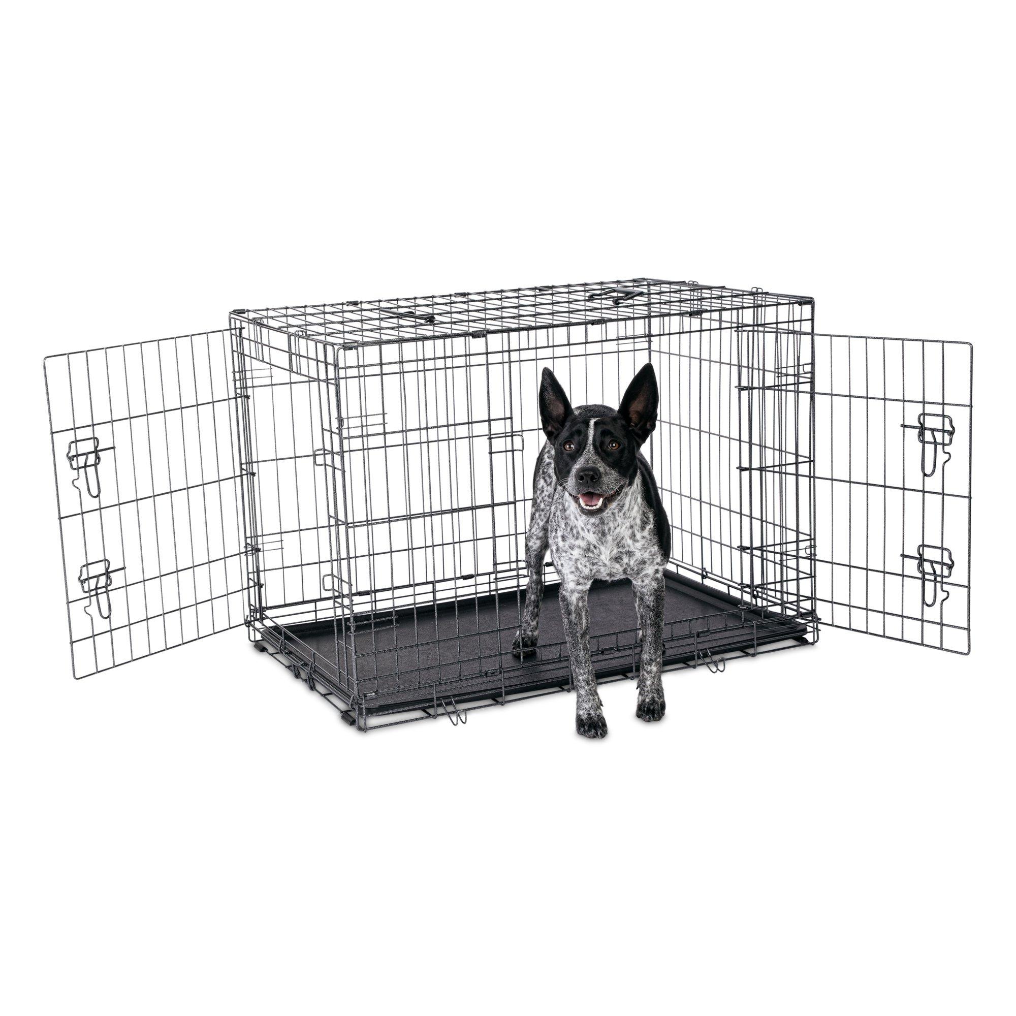 Petco Premium 2 Door Dog Crates Petco