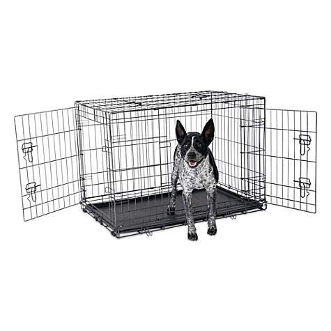 Petco Premium 2 Door Dog Crates Petco