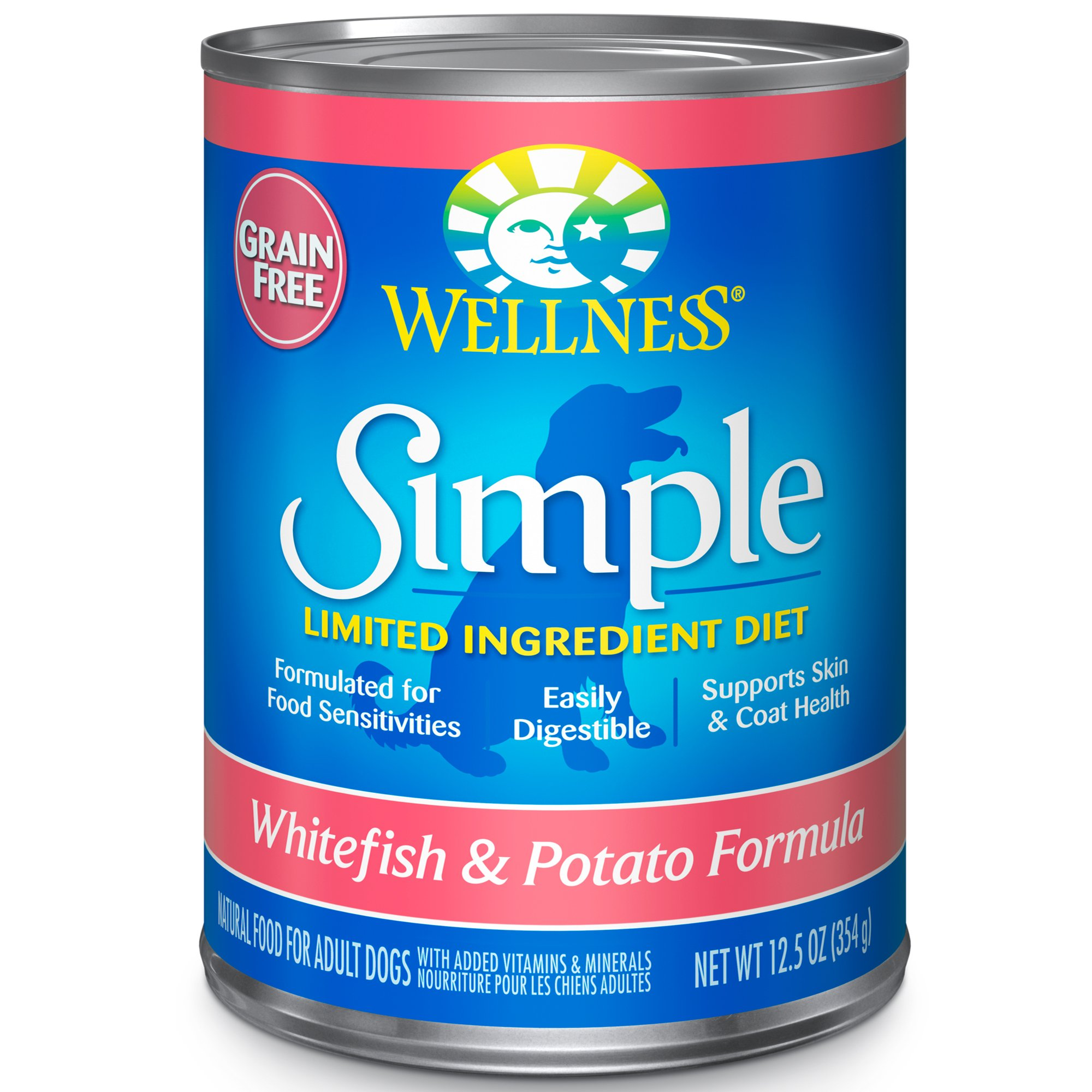 Health Dog Food Whitefish And Potato Grain Free