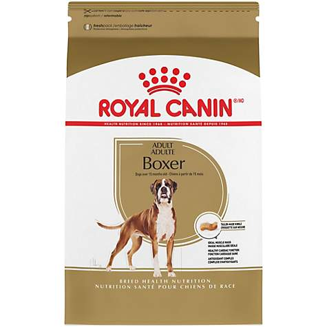 Royal Canin Breed Health Nutrition Maxi Boxer Adult Dry Dog Food