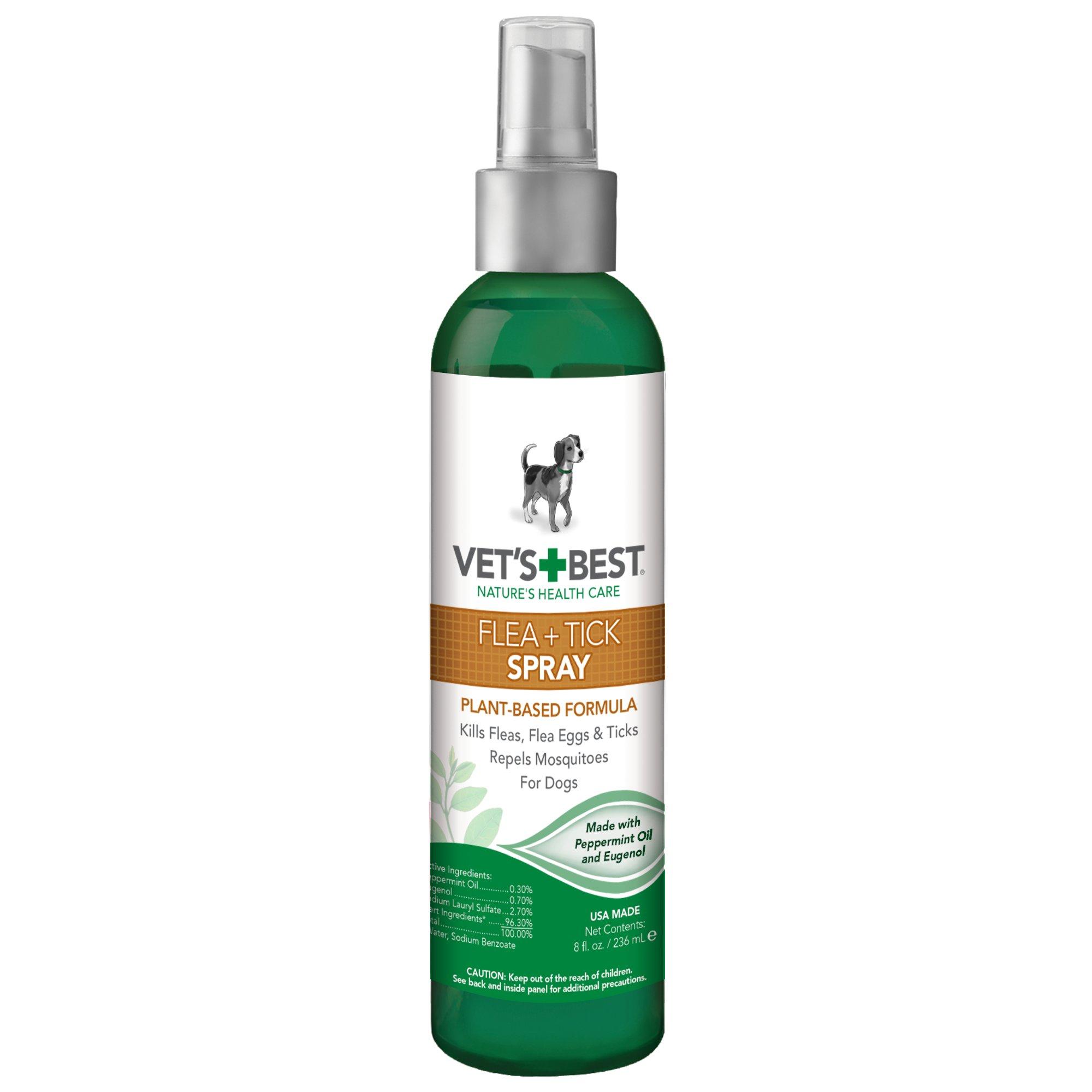 Vet S Best Flea Amp Tick Spray For Dogs Petco