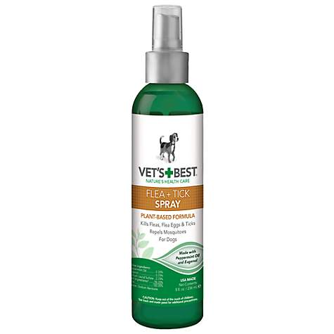 Vet's Best Flea & Tick Spray for Dogs