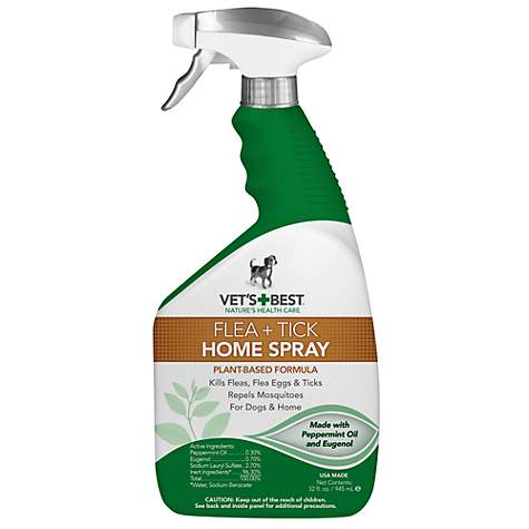 Vet's Best Flea & Tick Dog & Home Spray