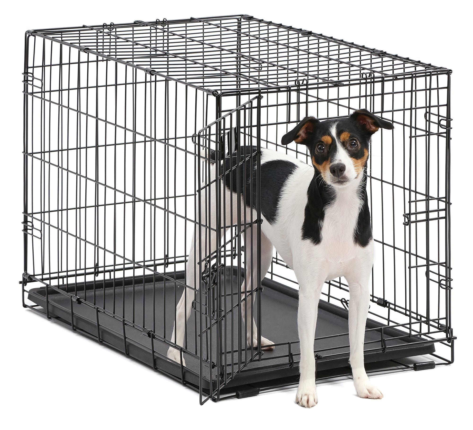midwest icrate single door folding dog crates - Midwest Crates