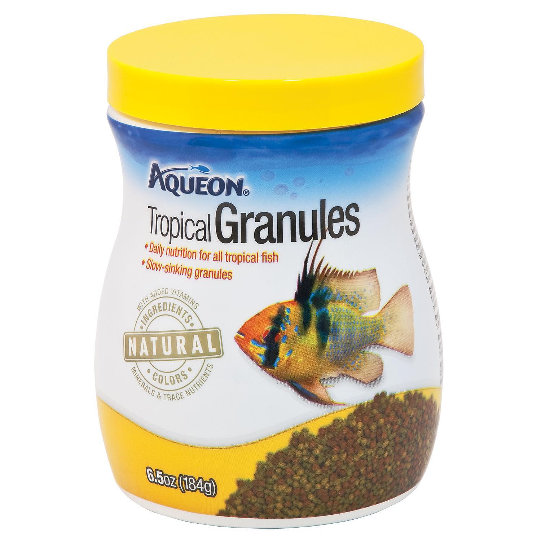 Upc 015905061902 aqueon tropical granules tropical fish for Petco fish food