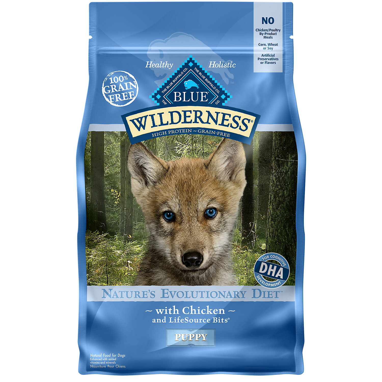 Blue Buffalo Grain Free Dog Food Amazon