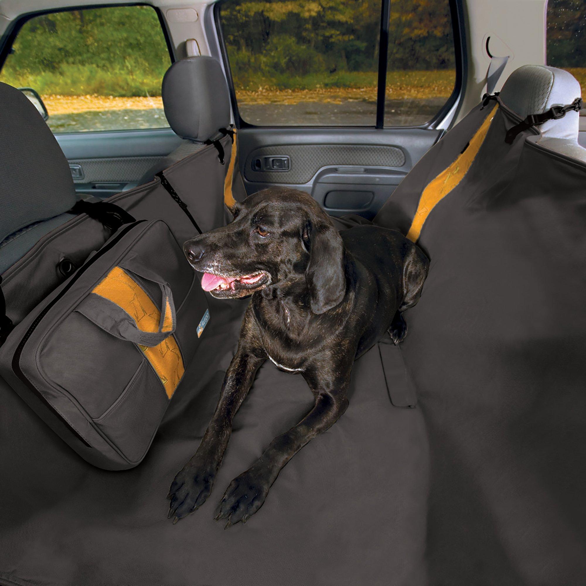 Pet Car Hammock >> Kurgo Wander Hammock Black Dog Car Seat Cover Petco