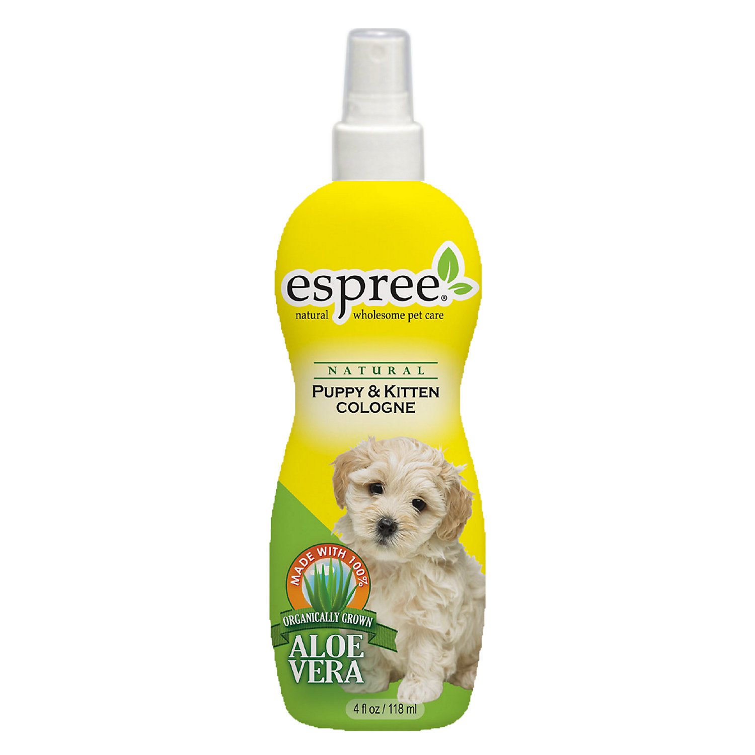 Espree Puppy & Kitten Baby Powder Odor Neutralizing Pet Cologne