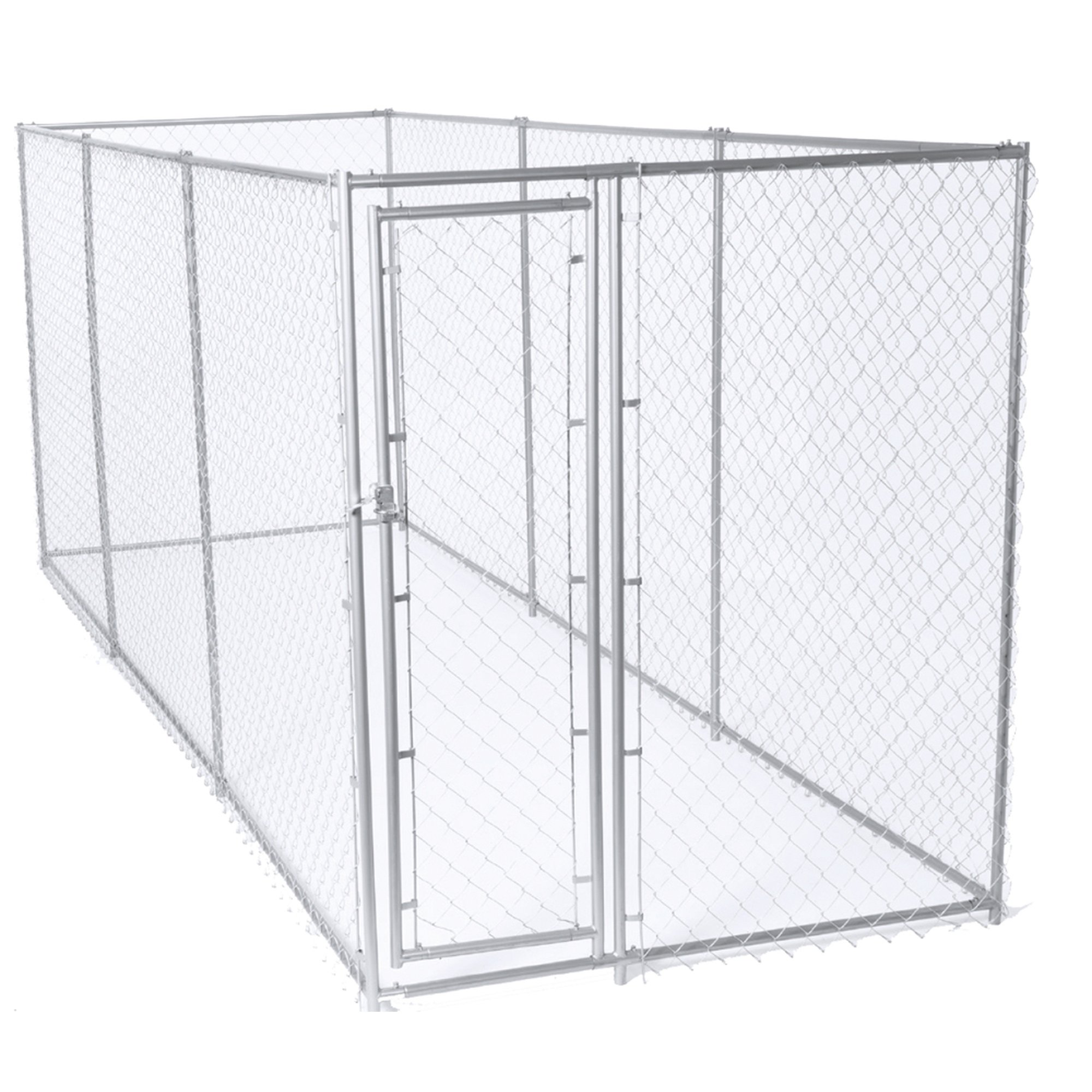 lucky dog 2 in 1 box kennel
