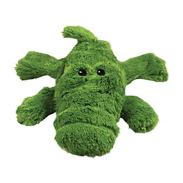KONG Cozies Alligator Dog Toy