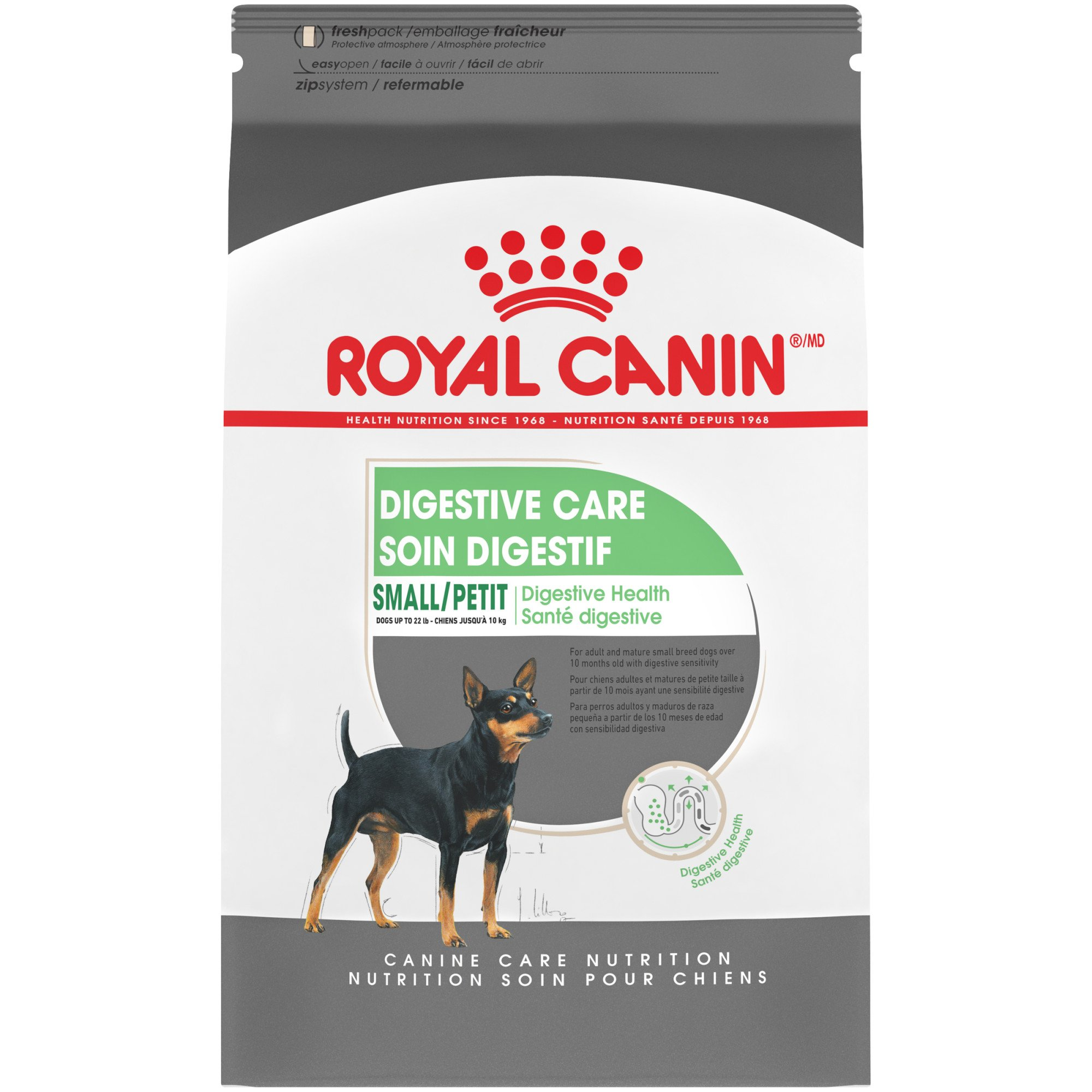 Royal Canin Size Health Nutrition Mini Special Dry Dog Food Petco
