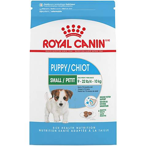 royal canin puppy mini  Royal Canin Small Puppy Dry Food | Petco