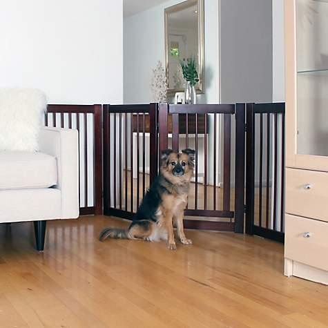 Primetime Petz 360 Configurable Pet Gate With Door 30 H