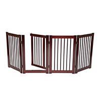 Primetime Petz 360 Degree Convertible Wood Gate