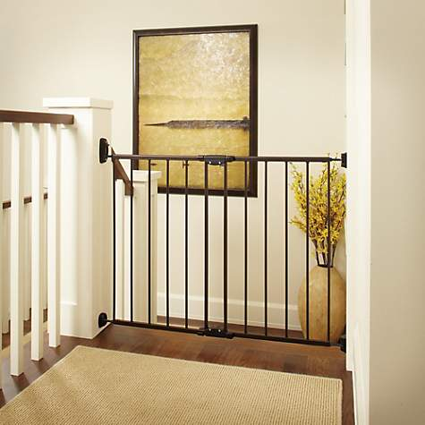 North States Easy Swing Lock Pet Gate Petco