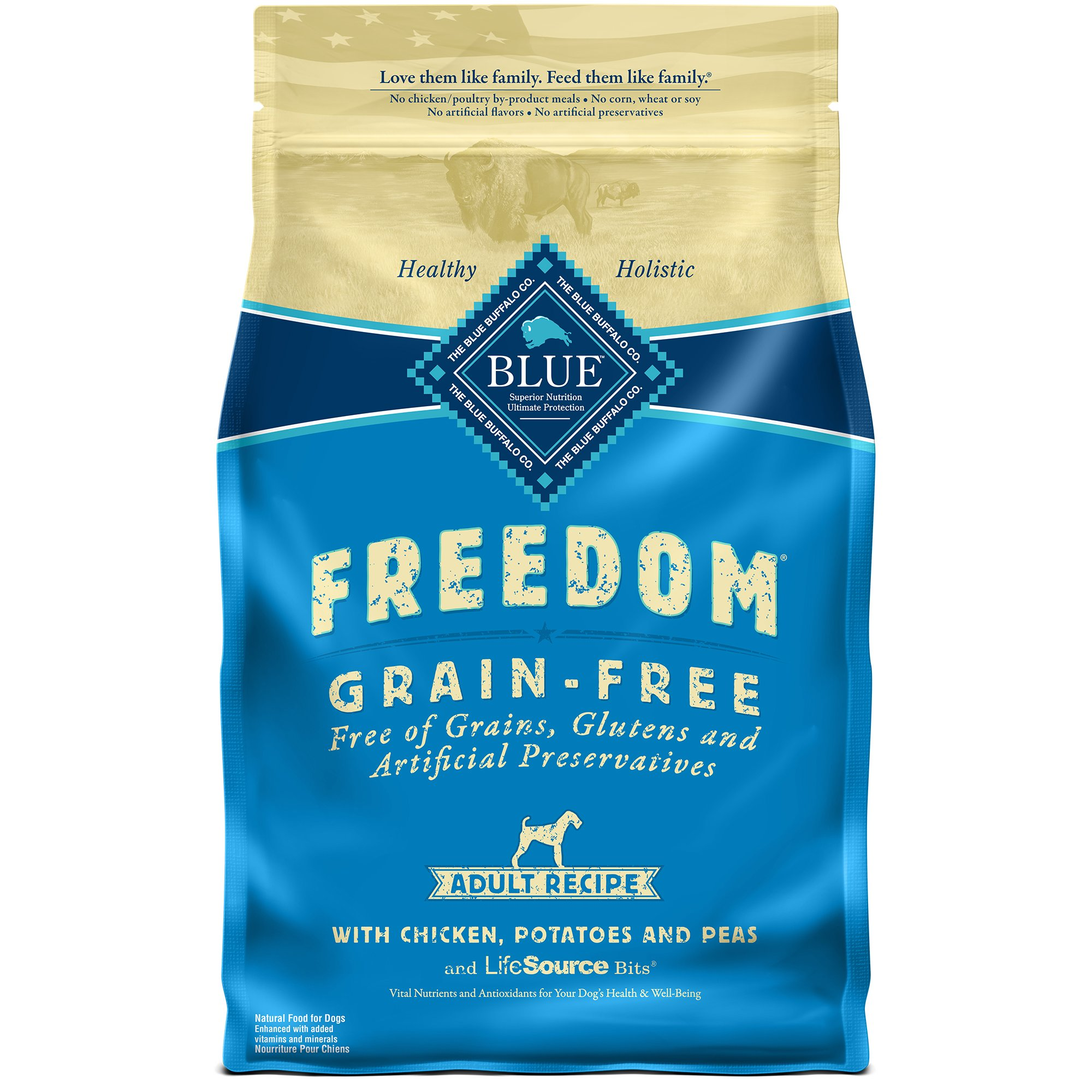 Petco Blue Buffalo Freedom Dog Food