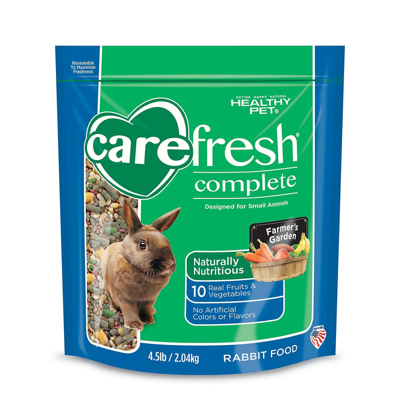Carefresh Complete Menu Rabbit Food
