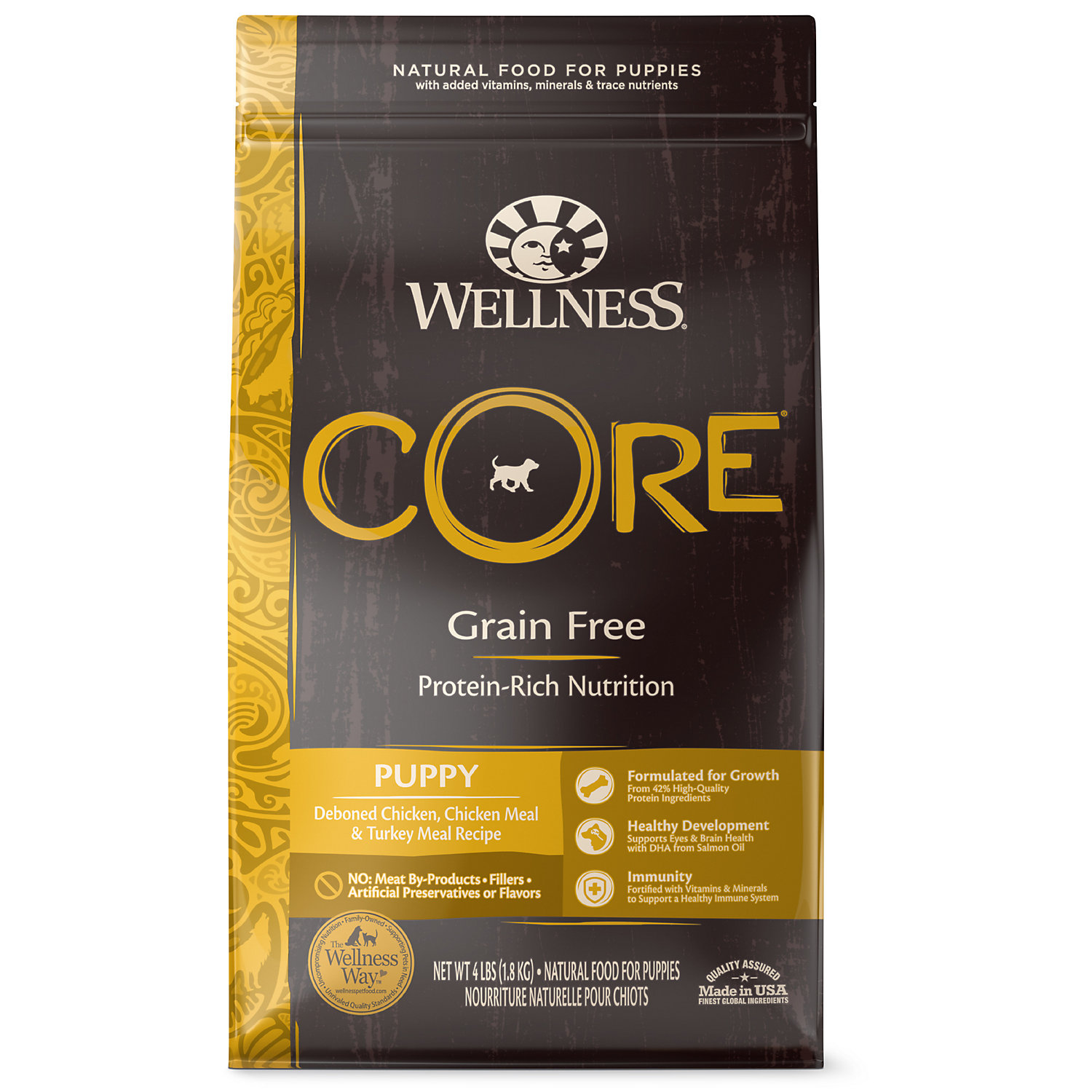 076344884194 Upc Wellness Core Puppy Formula Dog Food 4