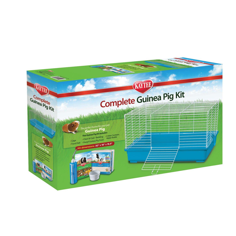 Kaytee Complete Guinea Pig Kit Petco