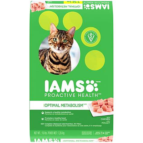Iams ProActive Health Weight Control Adult Cat Food