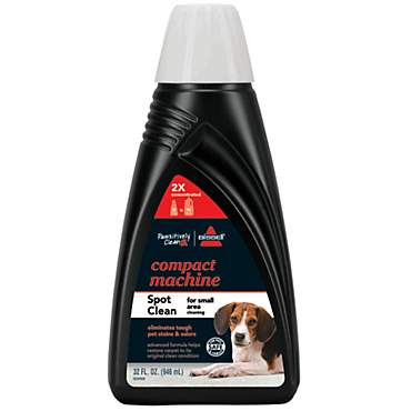 Bissell Pawsitively Clean Compact Size Pet Stain & Odor Remover