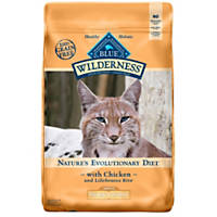 Blue Buffalo Blue Wilderness Adult Weight Control Chicken Recipe Dry Cat Food