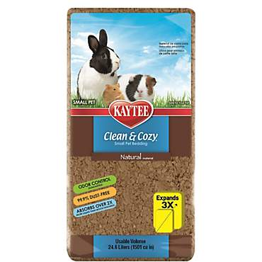 Kaytee Clean & Cozy Natural Small Animal Bedding