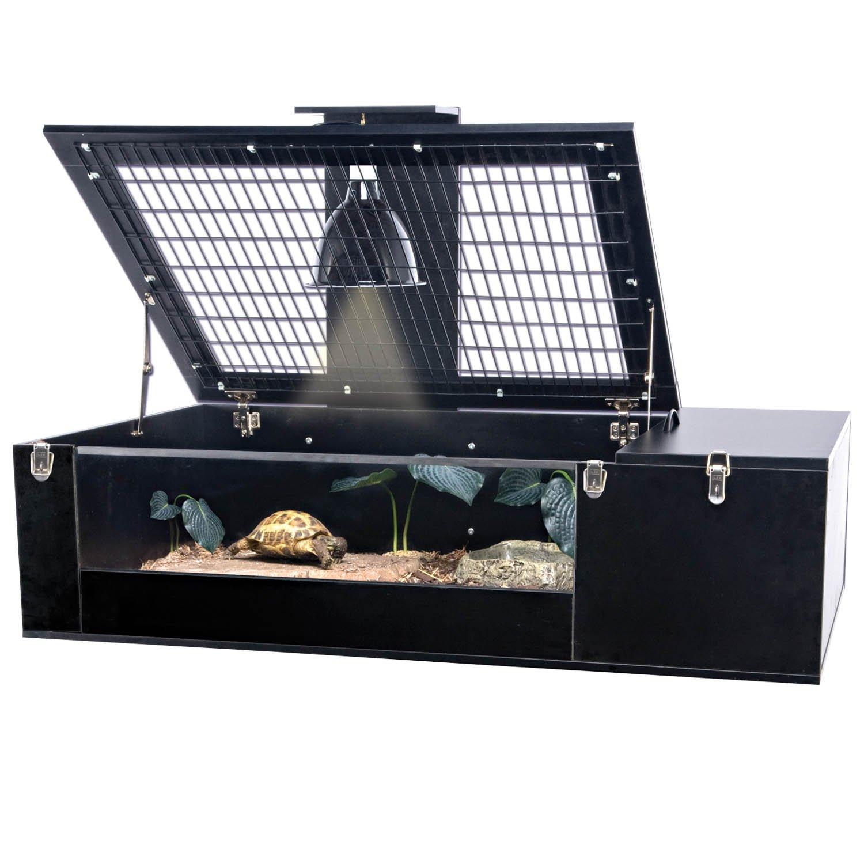 Penn Plax Reptology Tortoise Palace Petco
