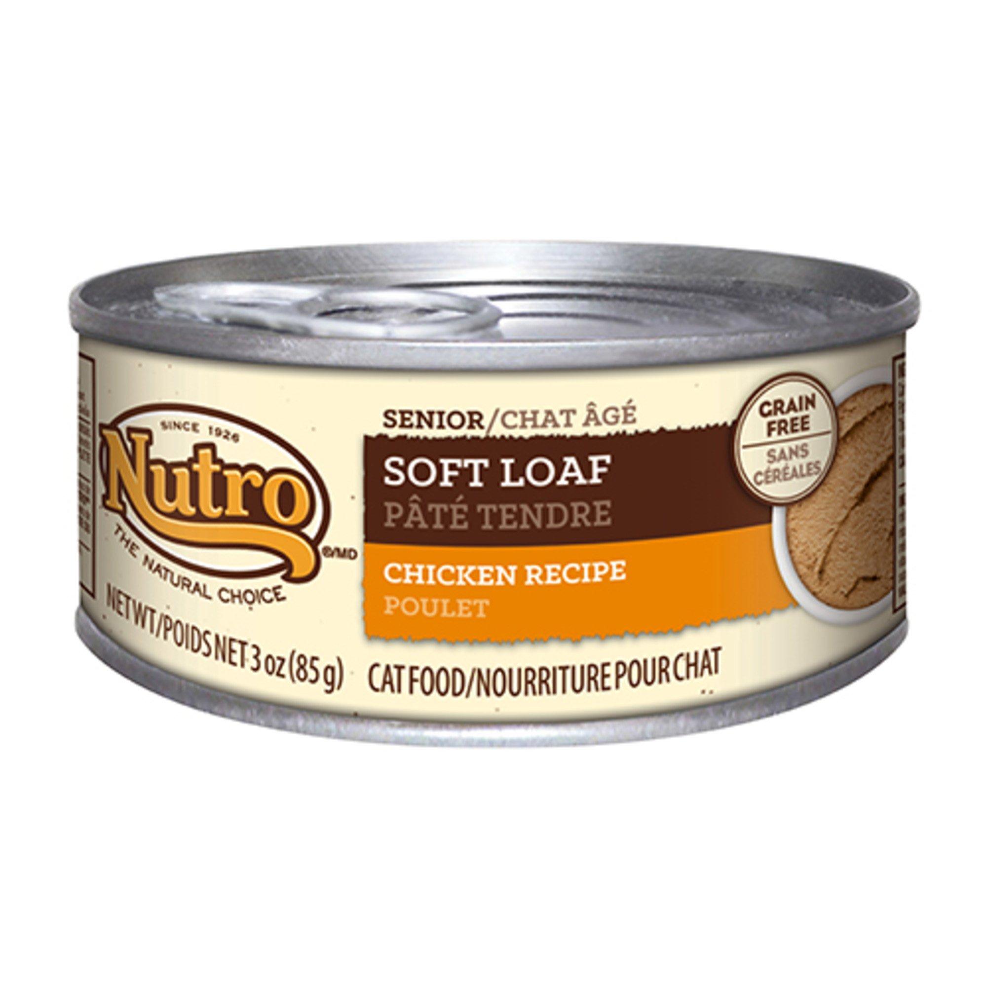 Nutro Soft Loaf Cat Food Petco
