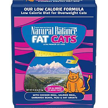 Natural Balance Fat Cats Adult Cat Food
