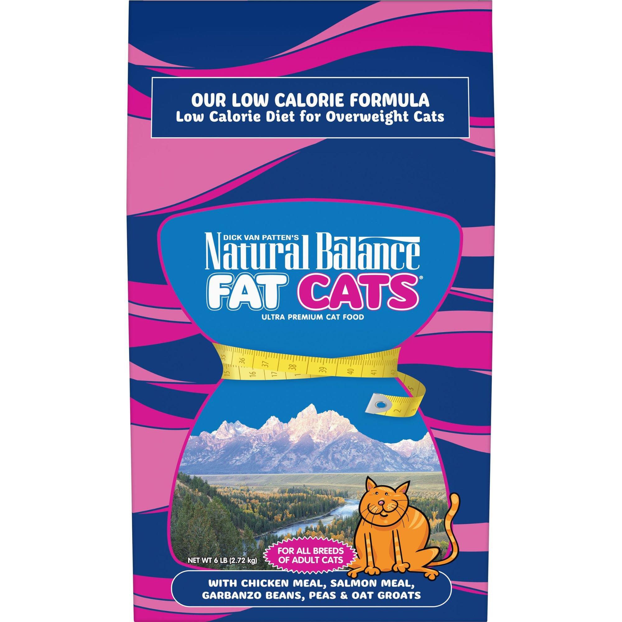 Natural Balance Fat Cat Dry Food
